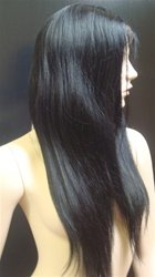 "Indian Remy Light Yaki  20"" full lace Unit"
