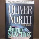 The Jericho Sanction by  Oliver North, Joe Musser - FIRST EDITION