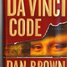 The Da Vinci Code by Dan Brown (2003, Hardcover) - Like New