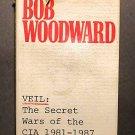 Veil by Bob Woodward  - Secret Wars of CIA 1981-1987
