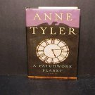 Patchwork Planet by Anne Tyler (1998, Hardcover)