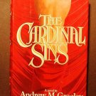 The Cardinal Sins - Andrew M. Greeley HCDJ 1981