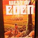 West of Eden Harry Harrison Sanderson HCDJ Fine BCE
