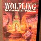 Wolfling by Gordon R. Dickson HCDJ 1969 Fine Condition