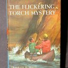 Hardy Boys The Flickering Torch Mystery HC 1960s VGC