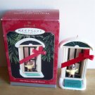 Hallmark Mouse New Home Christmas Ornament 1973-1998  Keepsake Commemorative