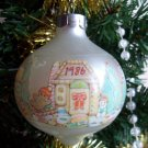 Hallmark Gingerbread House New Home 1986 Christmas Ornament