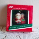 First in series Kringle Hallmark Miniature 1989 Christmas Ornament