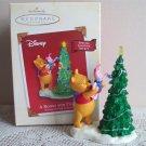 A Boost for Piglet a Disney 2003 Hallmark Ornament Winnie Pooh