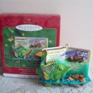 Jonah and the Great Fish Bible Story Hallmark Ornament 2000