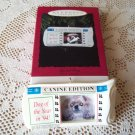 1994 Special Dog Photo Holder Canine Edition