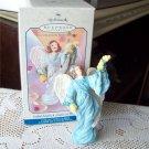 Joyful Collectors Series Third 1998 Hallmark Christmas Angel Ornament
