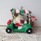 Noma Golf Cart Ornamotion Christmas Rotating Ornament