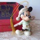 Mickeys Holiday Surprise  2002 Disney Mickey Mouse by Lenox