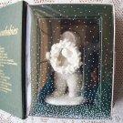 Dept 56 Snowbabies 1991 Winter Tales Wreath Figurine 6802-0