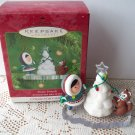 Frosty Friends #22 in series 2001 Hallmark Christmas Tree Lights