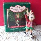 Reindeer Champs Dancer Hallmark 1987 #2 in Series Skating