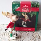 Reindeer Champs Comet Hallmark 1990 #5 in series Soccer