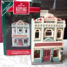Five and Ten Cent Store 9th in the Nostalgic Houses and Shops Hallmark Series 1992