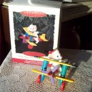 Bright Flying Colors 8th in Crayola Series Hallmark Christmas Ornament 1996