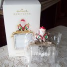 Santa's Magic Touch Hallmark 2009 Christmas Ornament