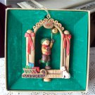 Bell Ringer 1977 Hallmark Ornament Twirl About