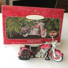 Harley Davidson Motorcycle Hallmark 1999 Ornament Heritage Springer #1 in Series