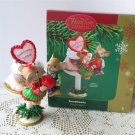Carlton Sweethearts 2004 Ice Cream Sundae Christmas Ornament