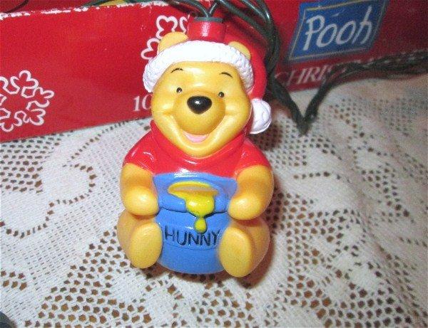 disney winnie the pooh boxed 10 light indoor christmas lights tigger piglet