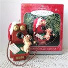 Hallmark Chatty Chipmunk 1998 Telephone Call to Santa