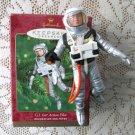 G.I. Joe Action Pilot Hallmark Christmas Ornament 2000