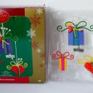 Suzi's Boutique Carlton 2005 Christmas Ornament Shopping Wrapped Gifts