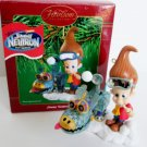 Jimmy Neutron Boy Genius Carlton Christmas Ornament 2002 Nickelodeon