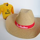Tim Hortons Coffee Cowboy Hat and Hockey Crosby Bank Christmas Gifts