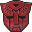 Officially Licensed Transformers Autobots Belt Buckle
