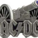 Cannon AC/DC Officially Licensed Belt Buckle