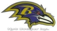 Baltimore Ravens Belt Buckle, New