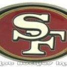 San Francisco 49ers Belt Buckle, New