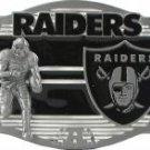 Oakland Raiders Belt Buckle, New