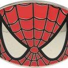 Official Licensed Spiderman Big Face Belt Buckle