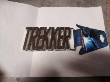 Star Terk Trekker Belt Buckle