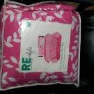 Room Essentials Pink Vine 6 Piece Twin Bedding Set