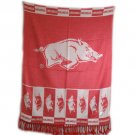 Arkansas Razorbacks Shawl Scarf