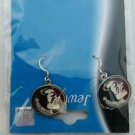 FSU Florida State Seminoles Ncaa Licensed dangle Earrings