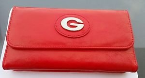 Georgia Bulldogs Officially Licensed Clutch Purse