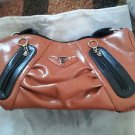 Texas Longhorns PVC Impact Handbag w/ Metal logo