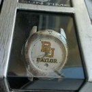 Baylor Bears Sport Leather Band Watch