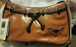 Texas Longhorns Licensed ncaa pvc Spirit Handbag