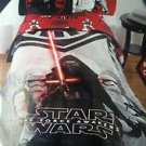 Star Wars The Force Awakens Full/Double Size 5 Piece Comforter and Sheet Set