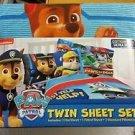 Paw Patrol Twin/Single Size Sheet Set